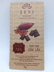 Chocolate đen Zeni 70%