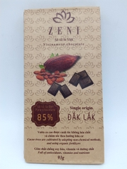 Chocolate đen 85% - 93g