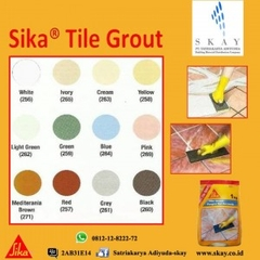 Sika Tile Grout – Vữa Trám Khe Gạch