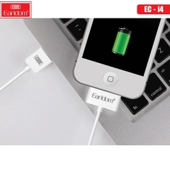 Cáp Sạc iPhone 4 Earldom EC-i4