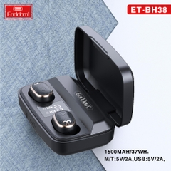 Tai Nghe Bluetooth True Wireless Earldom ET- BH38