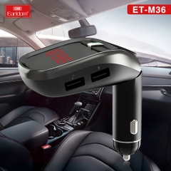 Tẩu Sạc Bluetooth Earldom M36