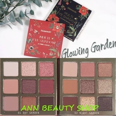 Bảng phấn mắt MAMONDE MULTI EYE SHADOW GLOWING GARDEN