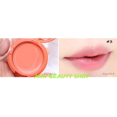 Má hồng dạng kem SUGARBALL CUSHION CHEEK COLOR ARITAUM
