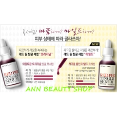 Tinh Chất Red Peel Tingle Serum Sonatural 35ml