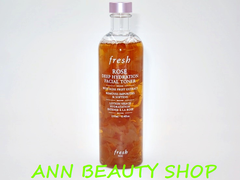 Toner cho da nhạy cảm Fresh Rose Deep Hydration Facial 250ml (DATE 1/2022)