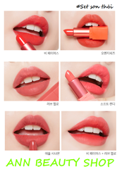 Set Son Thỏi Mini More Lip Stick