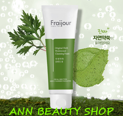 Sữa Rửa Mặt Fraijour Original Herb Wormwood Cleansing Foam 150ml