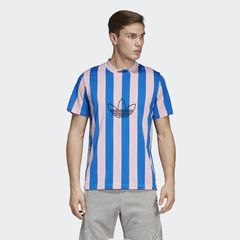 adidas Stripes Jersey  DU8528 ( Form âu )
