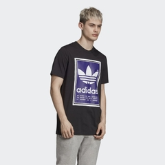 FILLED LABEL TEE ED6936