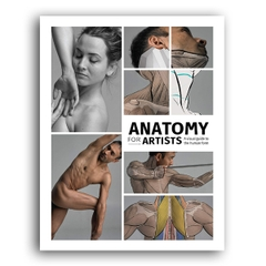 Anatomy for Artists - 3Dtotal