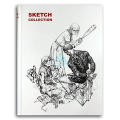 Sketch Collection - Kim Jung Gi