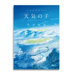 Weathering with You Art Book