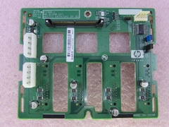 10122 Bo mạch ổ cứng HP Backplane hdd DL150 G5 4 port 451781-001