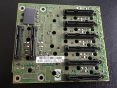 10137 Bo mạch ổ cứng HP Backplane hdd DL580 G4 8 port 411794-001