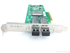 10438 Card HBA FC Dell QLogic QLE2562 8Gb 2 port FC SFP 06T94Gb