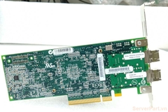10464 Card HBA FC IBM Emulex LPE12002 Pseries 8Gb 2 port FC SFP 00E0806 LPE12002