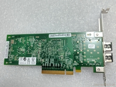 10469 Card HBA FC IBM QLogic QLE2562 8Gb 2 port FC SFP 42D0512 42D0516 opt 42D0510 QLE2562