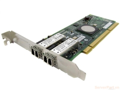 10477 Card HBA FC pci-x Emulex LP11002-E 4Gb 2 port FC SFP model : LP11002-E