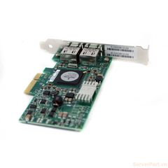 10579 Card nic Dell Broadcom 1Gb 2 port RJ45 0F169G BMC5709