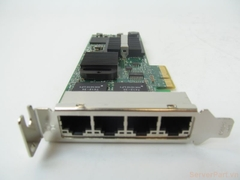 10596 Card nic Dell Intel 1000VT 1Gb 4 port RJ45 0K828C