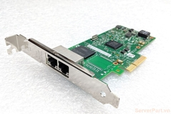 10598 Card nic Dell Intel I350-T2 1Gb 2 port RJ45 07MJH5