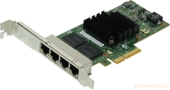 10599 Card nic Dell Intel I350-T4 1Gb 4 port RJ45 0THGMP