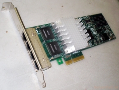 10659 Card nic Intel 1000PT 1Gb 4 port RJ45 EXPI9404PTL