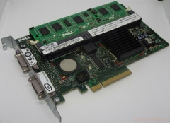 10701 Card Raid sas Dell 5E 256mb 2 port 8470 0FD467