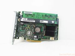 10712 Card Raid sas Dell 5i 256mb 2 port 8484 0GP298