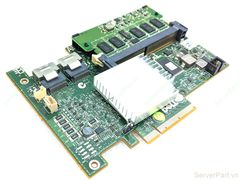 10735 Card Raid sas Dell H700 512mb 6G 2 port 8087 0XXFVX