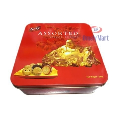Bánh quy Lucky- Assorted biscutits 200gr