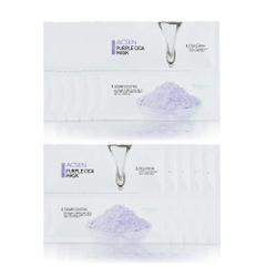 TROIAREUKE ACSEN PURPLE CICA MASK (1 pack)