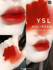 YSL Tatouage Couture Velvet Cream Matte Liquid Lipstick