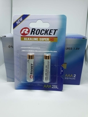 Pin Rocket Alkaline HD AAA LR3