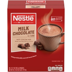 Nestle Dark Chocolate hot cocoa Mix - Bột pha cacao