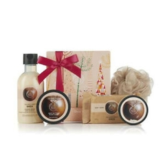 The Body Shop Shea gift box
