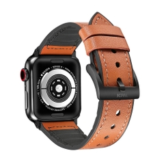 Dây Da Apple Watch JCPAL Gentry Classic Leather 42mm / 44mm