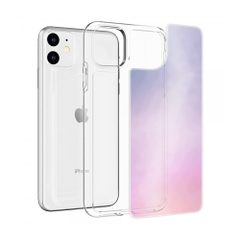 Ốp Lưng Spigen iPhone 11 Crystal Hybrid Quartz