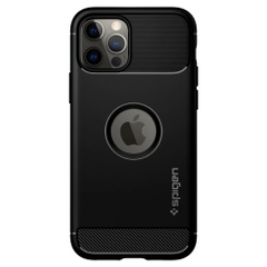 Ốp Lưng Spigen Rugged Armor iPhone 12 / 12 Pro / 12 Pro Max