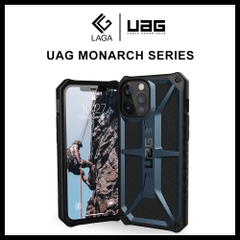Ốp Lưng UAG Monarch iPhone 12 / 12 Pro / 12 Pro Max