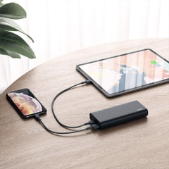 Pin Sạc Dự Phòng Aukey 20000mAh Quick Charge QC 3.0 Power Delivery PD PB-XD13