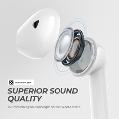 Tai Nghe Bluetooth Soundpeats TrueAir