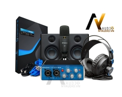 Combo thu âm cao cấp Audiobox Studio Ultimate BUNDLE