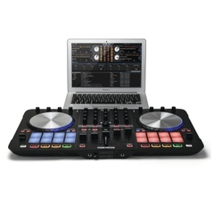 Reloop BeatMix 4 MK2 4-channel Serato DJ Controller