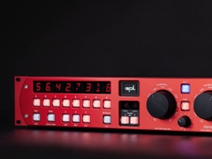 SPL Hermes Mastering Router - Red