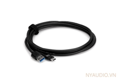 Hosa Super Speed USB 3.0 Cable Type A to Type C