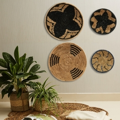 Seagrass wall decor ATR19022