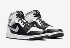 NIKE AIR JORDAN 1 MID WHITE SHADOW 2020 ( 554724 073 )