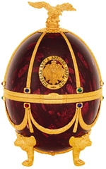 Bộ sưu tập Imperial Collection Faberge Ruby